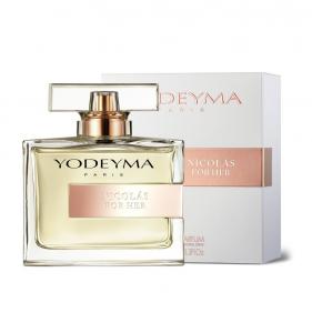 Yodeyma NICOLAS FOR HER Eau de Parfum 100 ml Profumo Donna