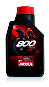 Olio MOTUL 800 2 Tempi FACTORY LINE ROAD RACING