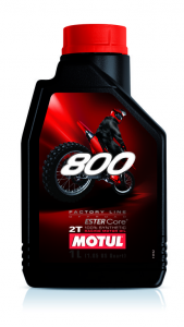 Olio MOTUL 800 2 Tempi FACTORY LINE OFF ROAD  104038