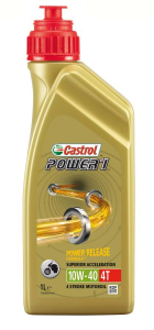 Olio CASTROL Power 1 4T 10W40
