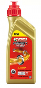 Olio CASTROL Power 1 Scooter 4T 5W40