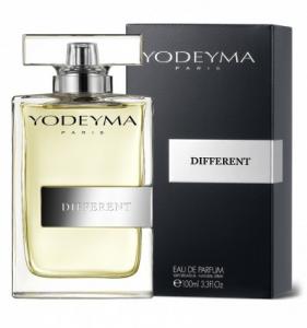 Yodeyma DIFFERENT Eau de Parfum 100ml (Infusion d'homme) Profumo Uomo