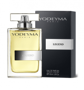 Yodeyma LEGEND Eau de Parfum 100ml (Black XS) Profumo Uomo