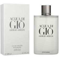 Yodeyma ACQUA PER UOMO Eau de Parfum 100ml (Acqua di Giò) Profumo Uomo