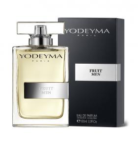 Yodeyma FRUIT MEN Eau de Parfum 100ml (Be Delicious) Profumo Uomo