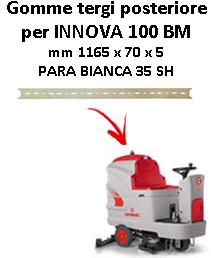 Gomma tergi posteriore per lavapavimenti COMAC - INNOVA 100 BM