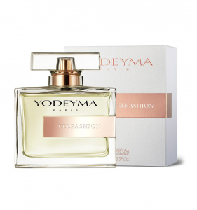 Yodeyma VELFASHION Eau de Parfum 100ml Profumo Donna
