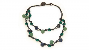 Necklace  Furla Taormina 684940 Malachite+Lapislazzulo