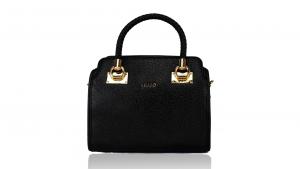 Hand and shoulder bag Liu Jo Anna N17084 E0087 NERO