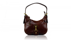 Shoulder bag  The Bridge  04614601 14 Cuoio