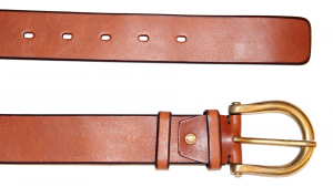 Ceinture The Bridge  03831801 14 cuoio