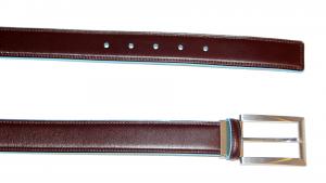 Cintura Piquadro Blue square CU1521B2 MOGANO