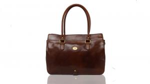 Hand bag  The Bridge Story donna 04467301 14 Cuoio