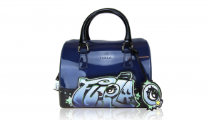 Bauletto Furla Candy 774267 INDACO+TONI INDACO