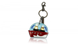 Key ring  Braccialini Cartoline B8465 Unico