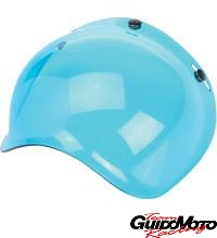 VISIERA BUBBLE BLU A TRE BOTTONI 01310084