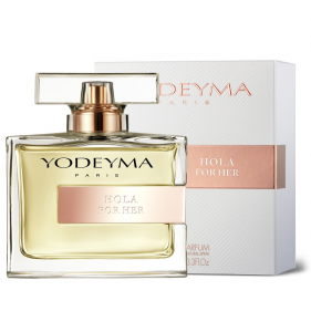 Yodeyma HOLA FOR HER Eau de Parfum 100ml Profumo Donna