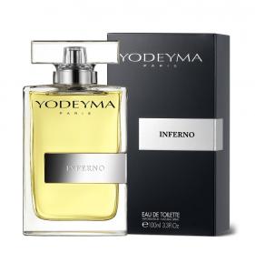Yodeyma INFERNO Eau de Parfum 100ml Profumo Uomo