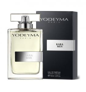 Yodeyma KARA MEN Eau de Parfum 100ml Profumo Uomo