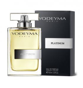 Yodeyma PLATINUM Eau de Parfum 100ml Profumo Uomo