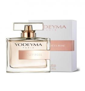 Yodeyma SEXY ROSE Eau de Parfum 100 ml Profumo Donna