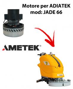 Jade 66 Motore aspirazione AMETEK ITALIA per lavapavimenti Adiatek
