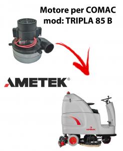 Motore di aspirazione Ametek per Lavapavimenti Comac TRIPLA 85 B