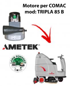 TRIPLA 85 B MOTORE aspirazione AMETEK per lavapavimenti Comac
