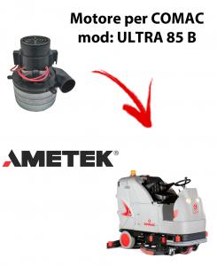 Motore aspirazione Ametek Italia per lavapavimenti Comac ULTRA 85B