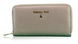 Woman wallet Patrizia Pepe - 2V3692 AV63 Dark Gray/ Black