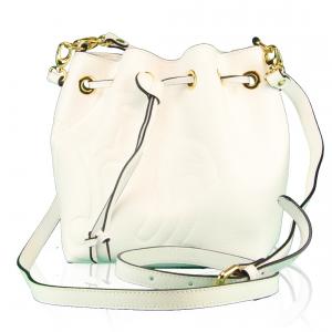 Hand and shoulder bag Braccialini NINFEA B10414 Bianco