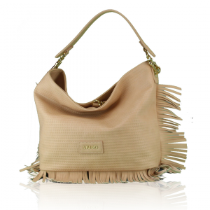Shoulder bag Liu Jo MEDITERRANEO N16116 E0001 ALABATRE