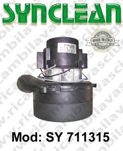 Motore di aspirazione SYNCLEAN SY711315 per aspirapolvere e lavapavimenti