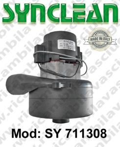 Motore di aspirazione SYNCLEAN SY711308 per aspirapolvere e lavapavimenti
