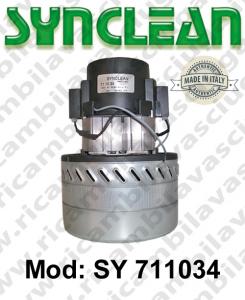 Motore di aspirazione SYNCLEAN - SY711034 per aspirapolvere e lavapavimenti