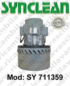 Motore di aspirazione SYNCLEAN SY711359 per aspirapolvere e lavapavimenti