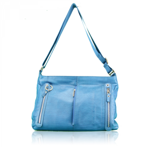 Shoulder bag Piquadro  BD1777W14 BLU