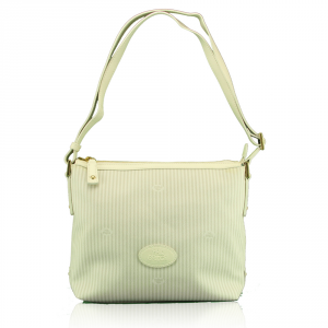 Borsa a tracolla The Bridge  04222151 10 BIANCO