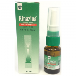 RINAZINA SPRAY DECONGESTIONANTE NASALE