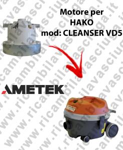 CLEANSER VD5 MOTORE AMETEK di aspirazione per aspirapolvere HAKO