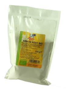 ARROWROOT-Maranta Bio-Starch Thickener from low GI-250gr