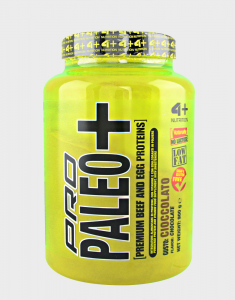 PRO PALEO +, egg and MEAT PROTEINS IN a SINGLE SUPPLEMENT-highly digestible-gluten and lactose-900gr