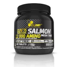 GOLD NORTH ATLANTIC SALMON SALMON AMINO-PROTEIN IN TABLETS-300cps