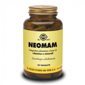 NEOMAM - Intrauterine spécifique pour les femmes en grossesse - Sans lactose sans gluten