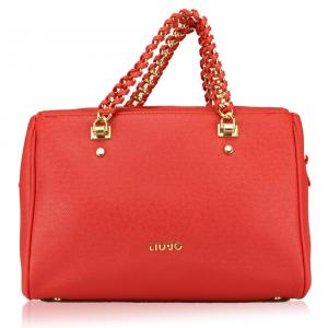Hand bag Liu Jo ANNA CHAIN A66003 E0087 AURORA RED