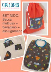SET NIDO - RAZZO