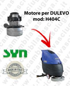 H404 C MOTORE SYNCLEAN di aspirazione per lavapavimenti DULEVO
