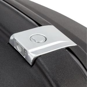 DELSEY - Belfort Plus - Trolley da cabina Ryanair 55 cm 4 ruote nero cod. 384180300