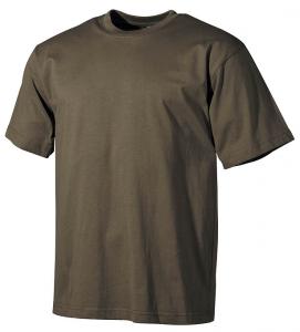 Maglietta militare girocollo