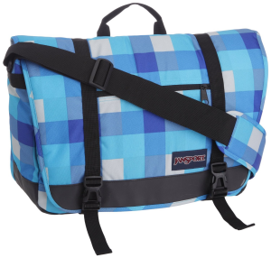 JANSPORT - Throttle -  Borsa Cartella Porta Pc con Tracolla cod. TZV09VG